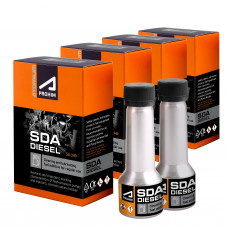 Set of 4 cleaning fuel additives for diesel Atomium Aprohim™ SDA