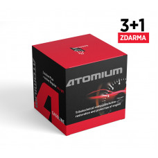 Atomium Active Gasoline Plus (3x) + (free) Atomium Active Regular